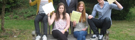 A-Level results 2013