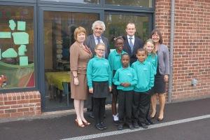 Gorringe Park Primary School new classroom