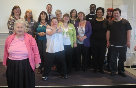 Merton's first event Learning Disability Conference took place at the Chaucer Centre