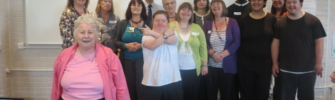 Merton's first ever Learning Disability Conference took place at the Chaucer Centre
