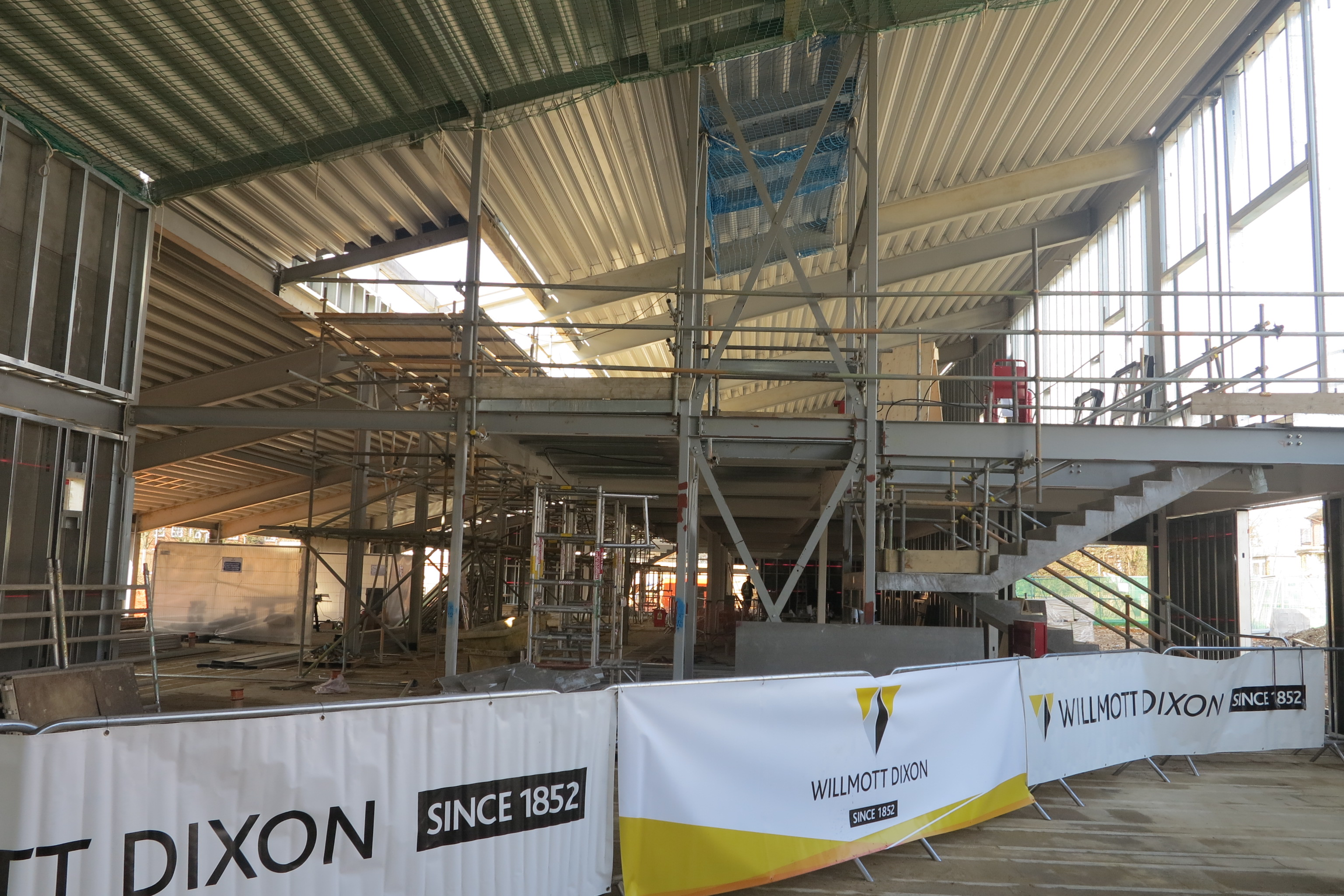 Cranmer school expansion on track   Merton Council News Room