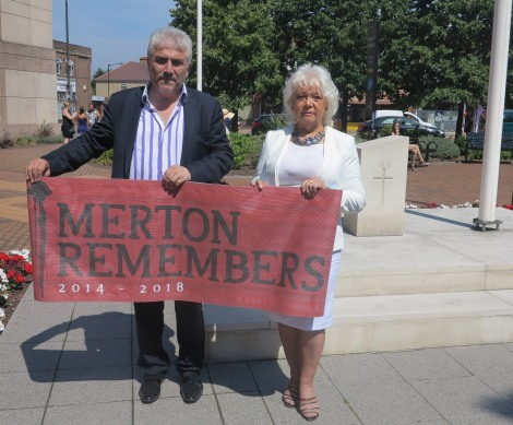 Merton Remembers
