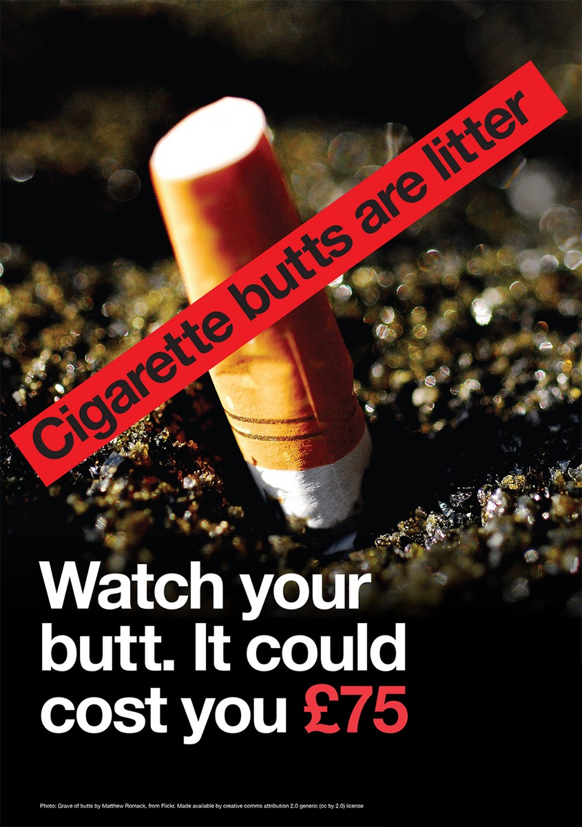 Cigarette litter fines health effects of smoking clove cigarettes