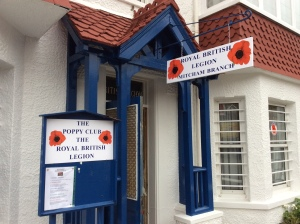 Royal British Legion after makeover.