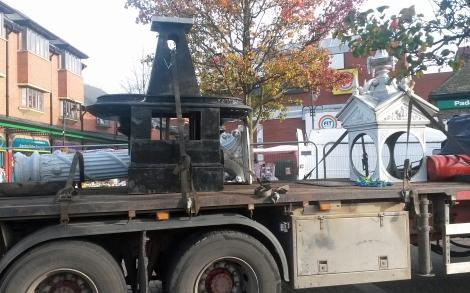 Mitcham clock tower going off for restoration