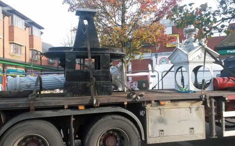 Mitcham clock tower going off for restoration