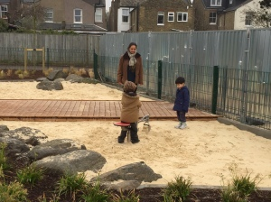 Dundonald sandpit