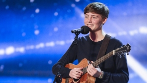 James Smith, Britians Got Talent 2014 finalist
