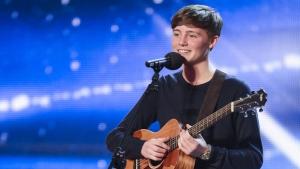James Smith, Britians Got Talent 2014 finalist