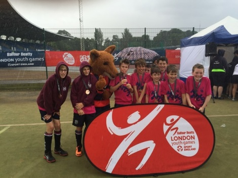 London youth games 2016