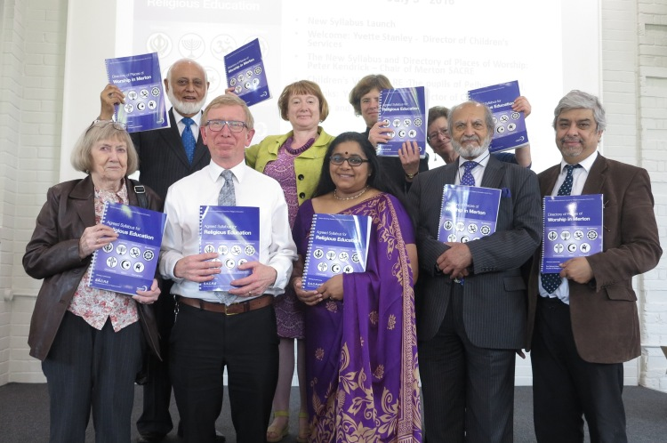 Faith and belief groups come together in Merton to launch new Agreed Syllabus for Religious Education