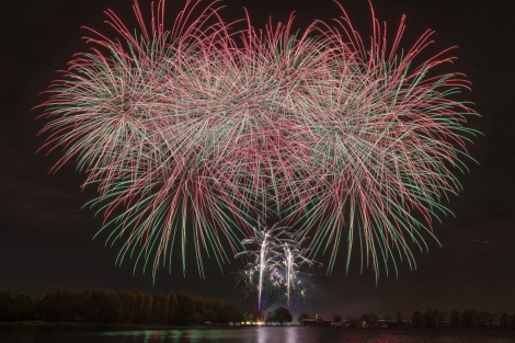 Fireworks Wimbledon Park 2