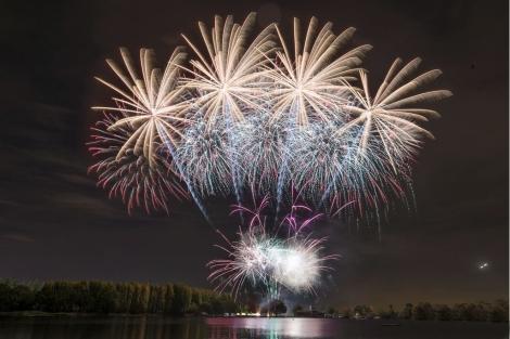 Fireworks Wimbledon Park