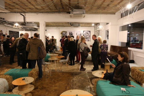 Launch of Crown House Creative