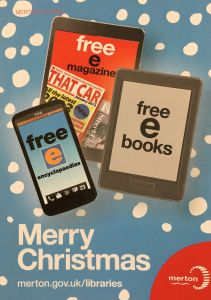 Give a library e-gift card this Christmas