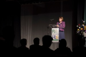 Director of children', schools and families Yvette Stanley