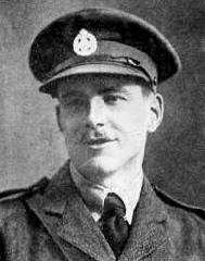 Second Lieutenant George Edward Cates VC