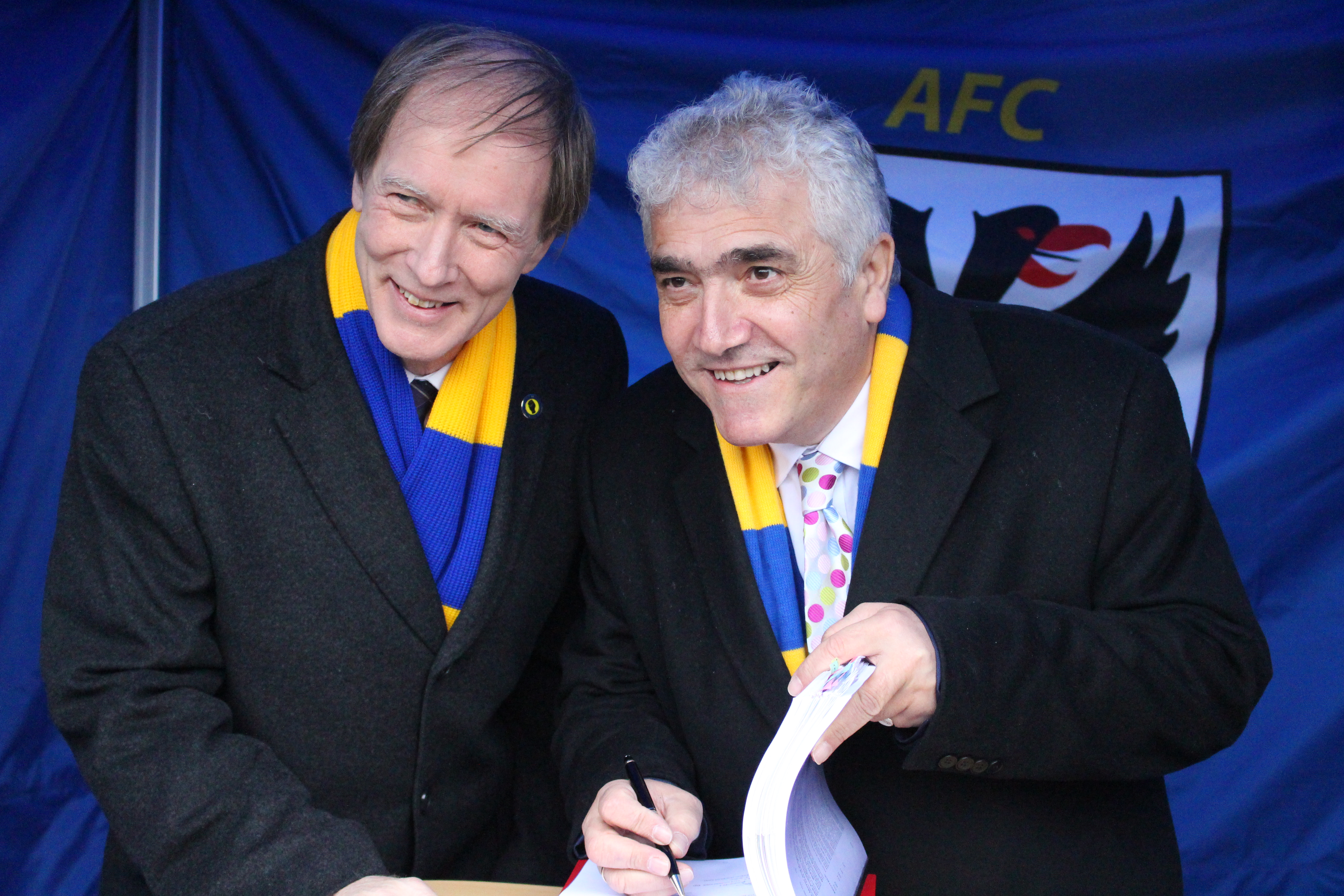 Dons will return home as work is set to start on new AFC Wimbledon ... f4320c5e0
