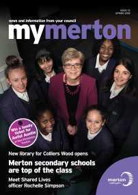 My Merton spring edition issue 73