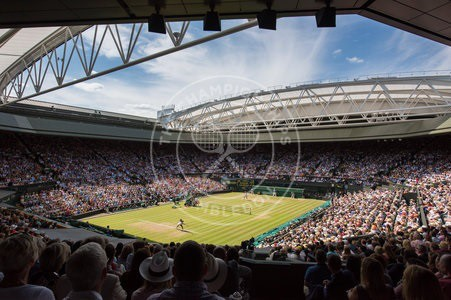 Centre Court Picture: AELTC/Chris Raphael