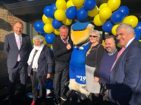 Leyton Road Opening 1