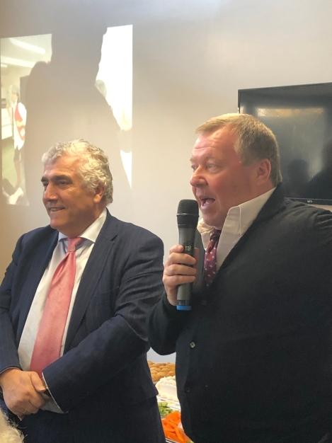Leyton Road Opening