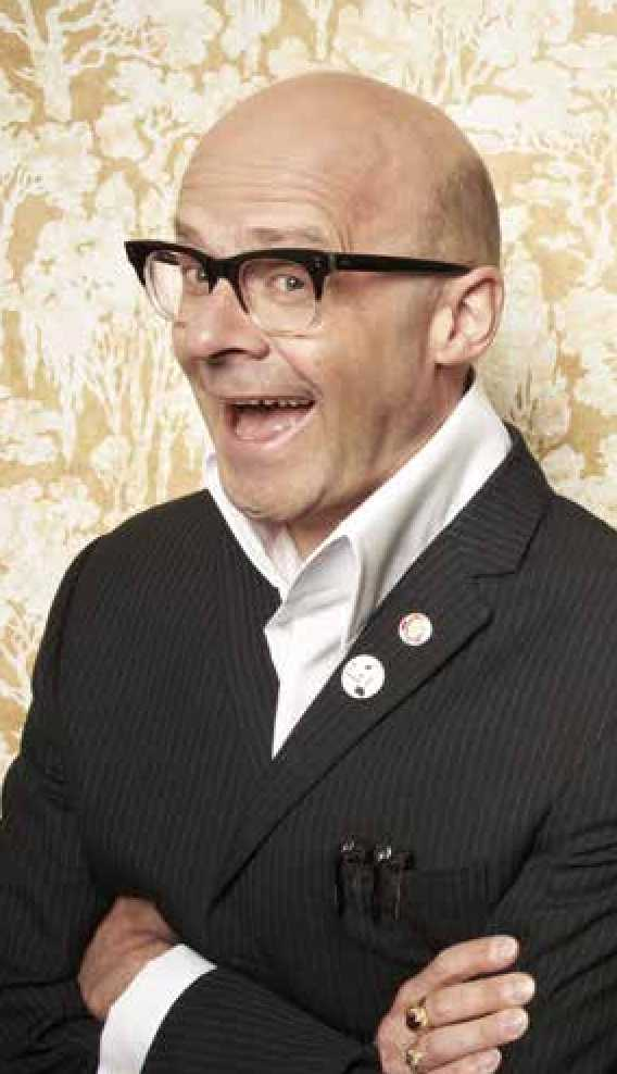Harry Hill_Bookfest