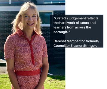 Councillor Eleanor Stringer Ofsted report