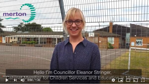 Cllr Eleanor Stringer_Schools reopening